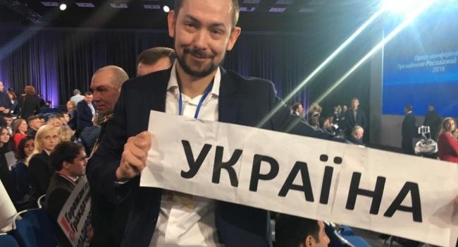 Цимбалюк поставил на место российских пропагандистов, набросившихся на него из-за Украины и Путина