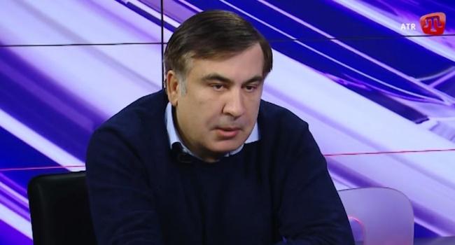 Меня посадят в самолет и вывезут: Саакашвили озвучил дату своей выселки
