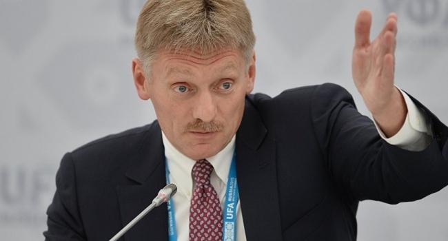 Песков: Россия не будет отвечать за ситуацию на Донбассе