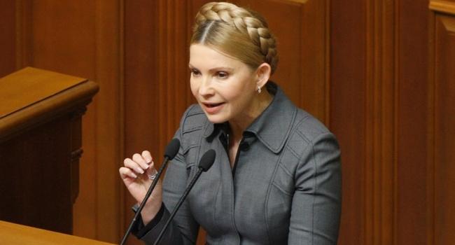 Тимошенко повинна понести політичну відповідальність за угоду з Путіним від 2009 року, – Нусс