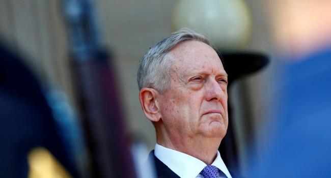 Мэттис: «Россия и Китай – это главные угрозы для США и всего мира»