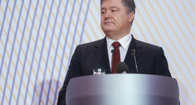 Сто лет назад Россия начала против Украины гибридную войну – Порошенко