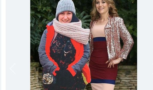 Чудесное превращение: британка сбросила половину веса и стала красоткой