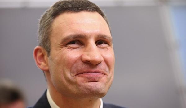 Кличко рассказал, что обязательно поможет Украине вернуть Крым и Донбасс