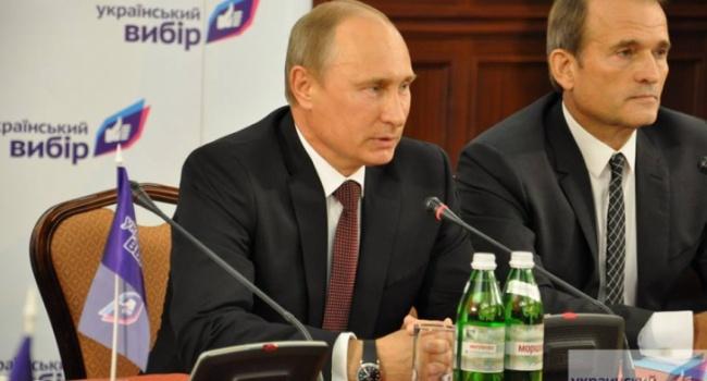 Журналист: если звать Медведчука на эфиры, то давайте сразу и Путина с Шойгу позовем