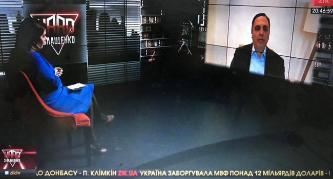 В четвертую годовщину убийства Нигояна на ZIK показывают интервью с Портновым, первым замом администрации Януковича
