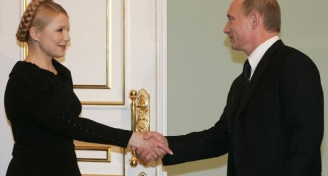 На крючке: Тимошенко должна Москве 405 миллионов долларов