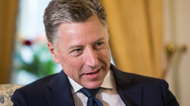 В Украину прибыл Курт Волкер: стали известны первые детали