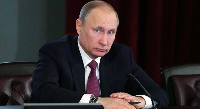 СМИ: Путин до сих пор видит себя главой евразийской мировой империи
