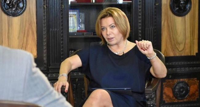 Блогер: в Европе Влащенко смогла бы «пристроить» своего Портнова разве что в третьесортную газетку с тиражом 1000 экземпляров