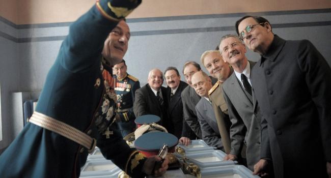 Эксперт: российский «Шариков» решил, что выйти британский фильм «Смерть Сталина» в России показывать нельзя