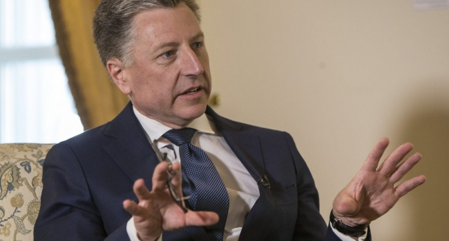 Волкер перед встречей с Сурковым: США не будут вести переговоры по Украине без участия Киева