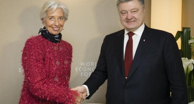 Порошенко: Украина повысит цену на газ по требованию МВФ