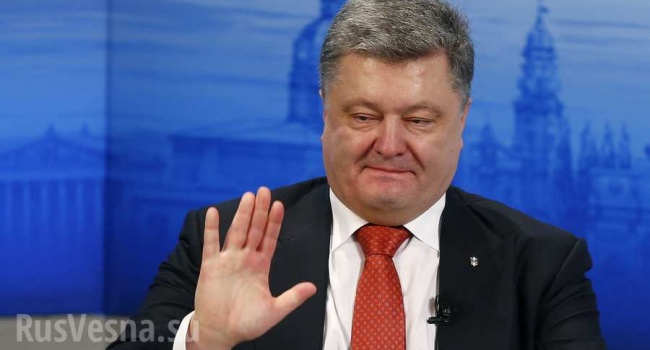 Порошенко заявил, что ему известны даты поставки оружия США для ВСУ
