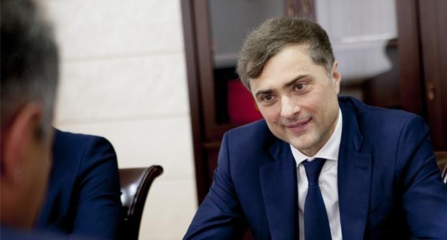 Сурков сделал заявление по итогам встречи с Волкером