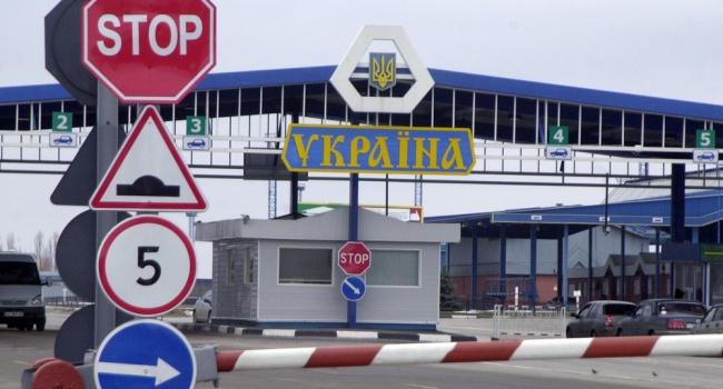 Украина усилит охрану государственной границы с Молдовой