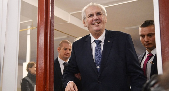 Президентом Чехии стал Милош Земан, — ИноСМИ