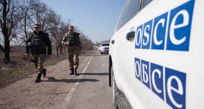 «Ихтамнет»: на форме боевиков «ЛНР» замечены повязки офицеров РФ при СЦКК, — ОБСЕ
