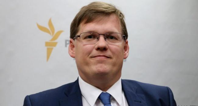 Розенко предупредил Совет Европы о смертельной опасности