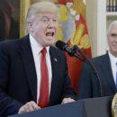 The Washington Post: Трамп не собирается реализовывать Закон о санкциях против РФ. Конгресс молча наблюдает