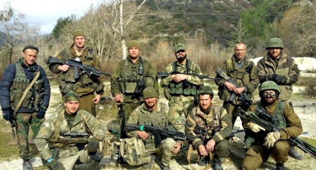 В число наемников «Вагнера» входят сто украинцев, - СБУ