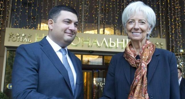 В МВФ заговорили об изменении цены на газ для населения Украины