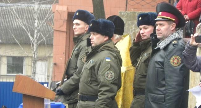 Начальника базы обеспечения Нацгвардии, укравшего имущества почти на 2 млн грн., освободили по амнистии