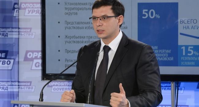 Журналист: во время войны с РФ, депутат ВРУ Мураев дружно посетил  Москву