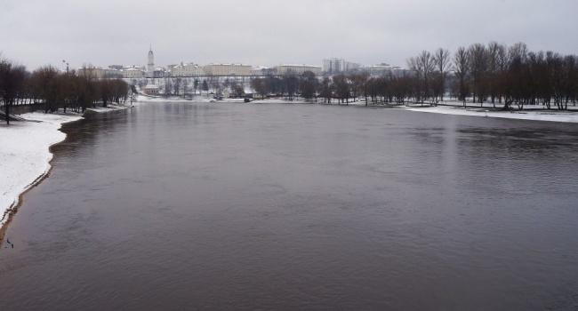 В ГСЧС предупредили о разливе рек в Украине