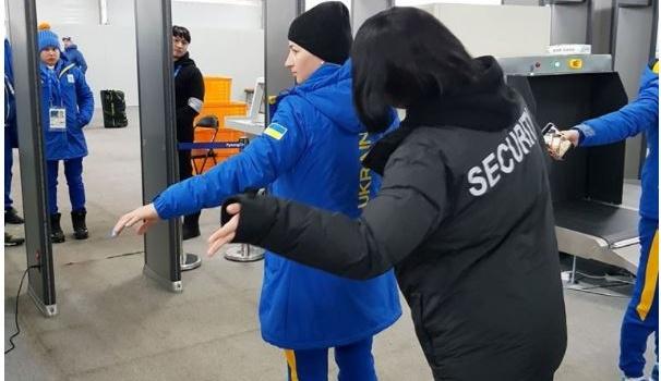 Украинские биатлонистки прилетели в Пхенчхан