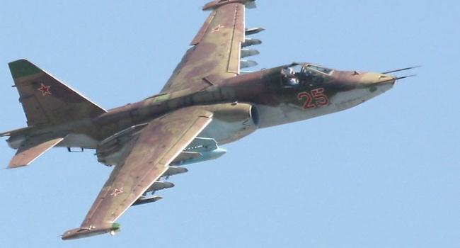 В Минобороны России подтвердили гибель пилота сбитого в Сирии Су-25