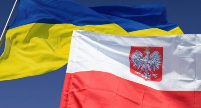 Дипломат: Украине не стоит сейчас предъявлять серьезных претензий Польше