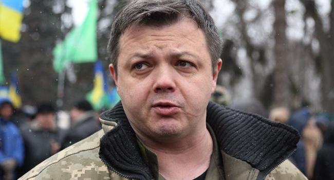 Павел Нусс: это плевок Семенченко в лицо украинских воинов-героев, а значит и нам – всей Украине