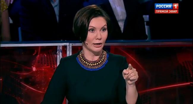 Иванов: экс-регионалка Бондаренко сначала под столом Колесникова, а теперь под другим столом отрабатывает свое право на существование
