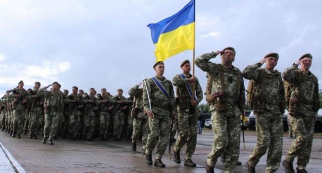 В Украине намерены изменить воинское приветствие «Здравия желаю»