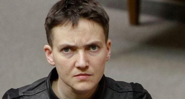 Блогер о голосовании Савченко за отмену закона о реинтеграции Донбасса: «Может, кнопки с бодуна перепутала»