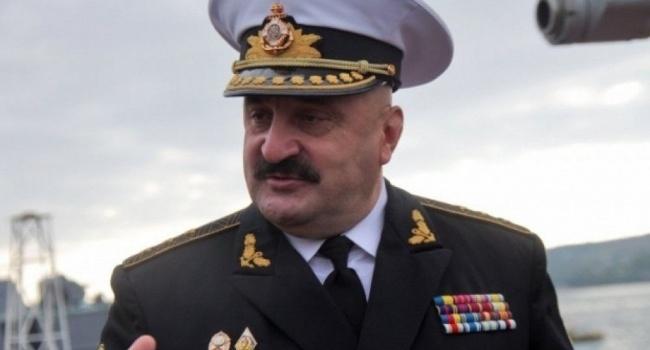 В 2014 году начальник Генштаба ВСУ Ильин склонял украинских военных к госизмене, - Тенюх