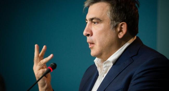«Не препятствуйте в уничтожении олигархов»: Саакашвили раскритиковал заявления ГПУ об экстрадиции