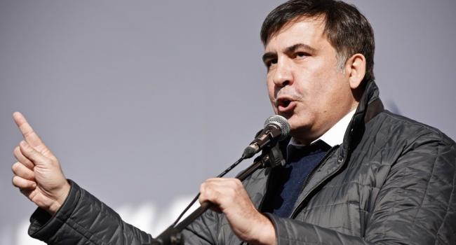 Как только вернется, будет арестован, - в Грузии сделали заявление о Саакашвили