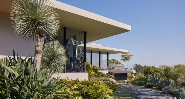СМИ показали роскошный дом Дженнифер Энистон в Калифорнии