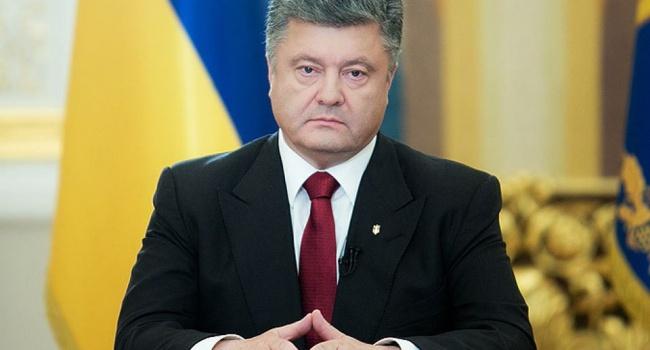 Миротворцы ООН на Донбассе стимулируют вывод войск Путина, - Порошенко