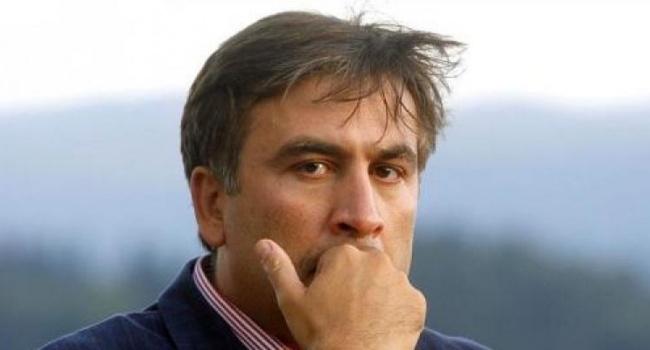 Миграционная служба Украины депортирует Саакашвили, - СМИ
