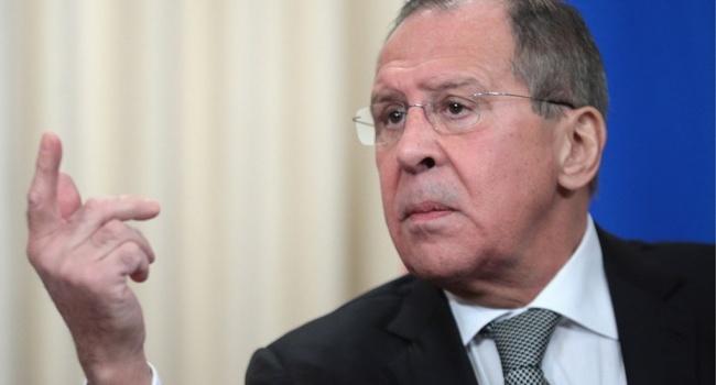 Лавров удивил: Россия не признает террористические «ЛНР» и «ДНР»