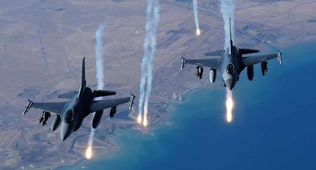 Коалиции США понадобилось всего пару минут для ликвидации 600 наемников ЧВК «Вагнер» в Сирии, - блогер