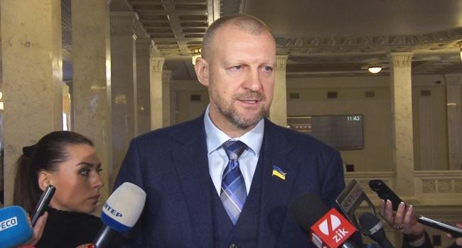 Тетерук: чутки про те, що США нав'язують нам закон про національну безпеку України – це дезінформація