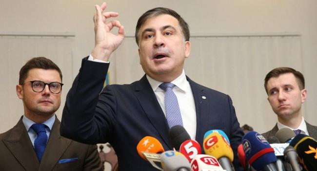 Блогер: самую большую ошибку с Саакашвили власть сделала сегодня