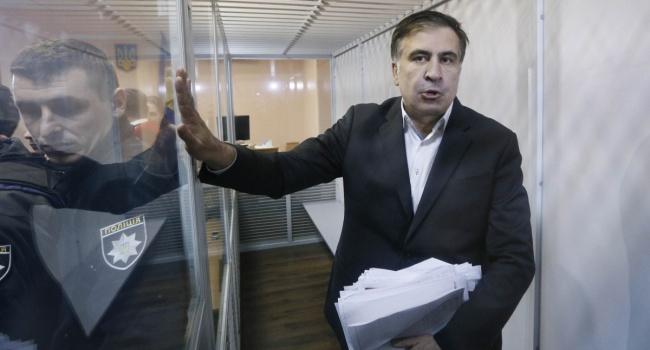 Политолог объяснила, почему заявления Саакашвили о намерении вернуться в Украину и организовать протесты равны нулю
