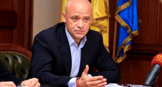НАБУ заочно объявила мэру Одессы Труханову о подозрении
