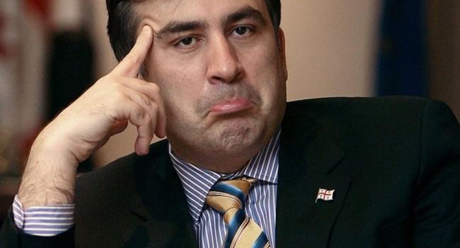 Саакашвили планирует выпросить у ЕС «список Магнитского» для Украины