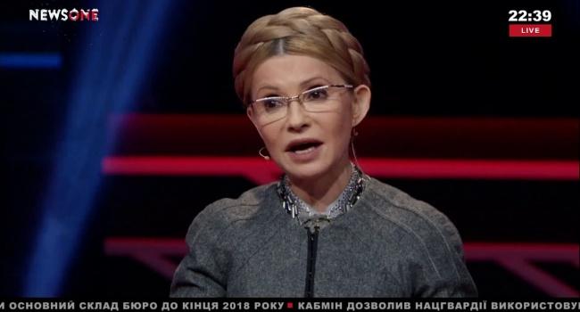 Тимошенко вновь подтвердила, что Кремль на очередных выборах 2019 года делает свою ставку на ее кандидатуру, – Олешко